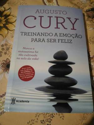 Livro Treinando a emoção para ser feliz