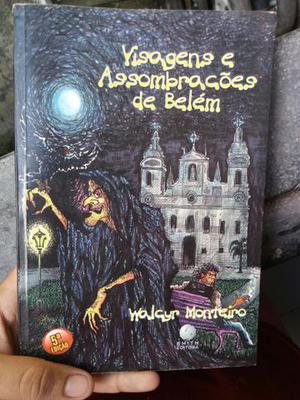 Livro Visagens e Assombrações de Belém