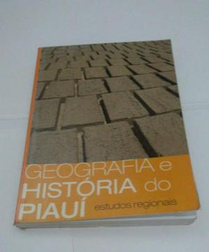 Livro de Geografia e História do Piauí