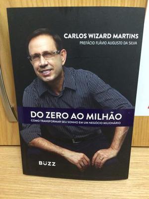 Livro novo Do zero ao milhão