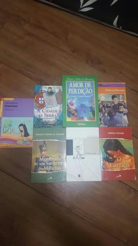 Livros de literatura para vestibular