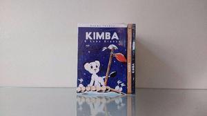 Mangá Kimba Vol.1 ao 3 - New Pop