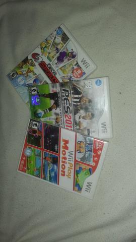 Nintendo Wii Desbloqueado Semi-novo