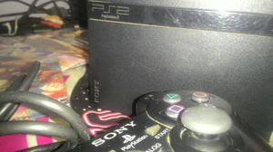 PlayStation2 (ps2) +2 controles+ tapete de dança e ~45