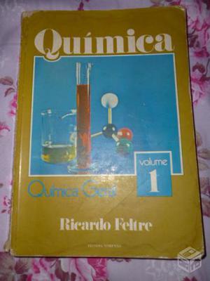 Ricardo feltre quimica volume 1