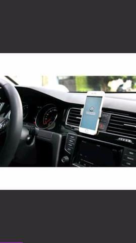 Suporte Automotivo Celular Fixa Na Saida Ar Condicionado