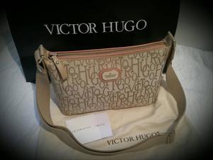 bolsa de ombro usada Victor Hugo original