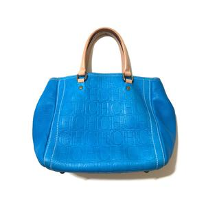 Bolsa De Mão Azul Royal : Perfumes importados carolina herrera curitiba posot class