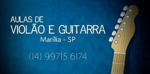 Aprenda Violão e Guitarra