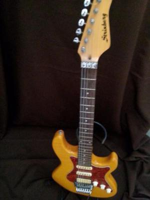 Guitarra strimberg ac trocca