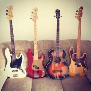 Promoção - Contrabaixo Precision Bass 51 Ravazoli Custom