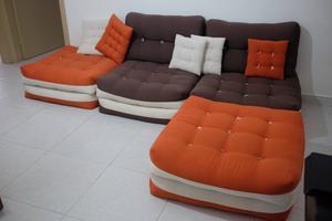 Conjuto de futons