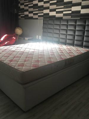 cama box bau