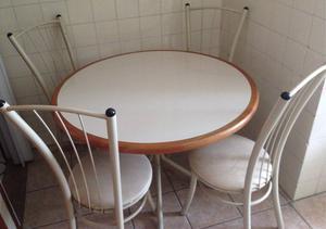 mesa de cozinha 4 cadeiras