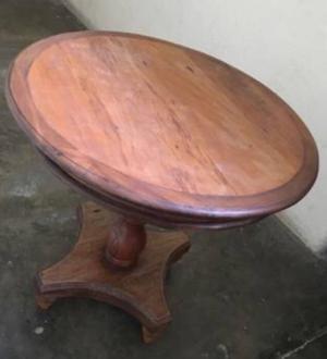 mesa de jantar em madeira de demolição