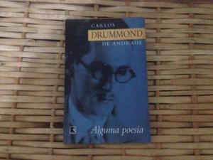 Alguma Poesia-Carlos Drummond de Andrade