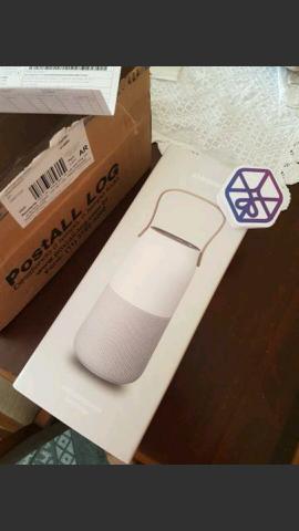 Caixa de som Bluetooth sansung