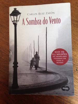 Carlos Ruiz Zafon - A Sombra do Vento
