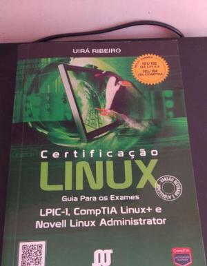 Livro Certificação Linux