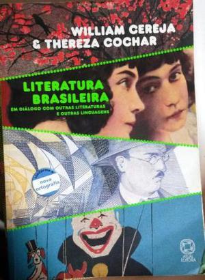 Livro Literatura Brasileira - Em Diálogo com Outras