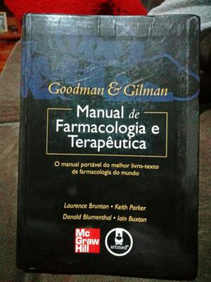 Manual de Farmacologia e Terapêutica