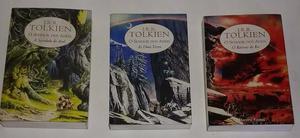 Senhor dos Anéis + mais 2 livros