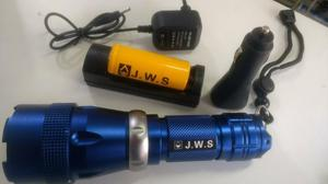 Lanterna de mergulho WS 575