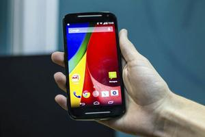 "Motorola Moto G2 Xt , Dual chip, tela 5"", câmera 8/2mp,"