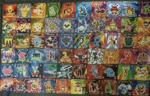 Pokemon 196 Cards (3 Coleções Completas) + FRETE GRÁTIS