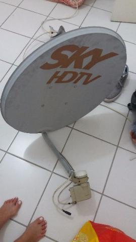 Antena Sky - Apenas antena