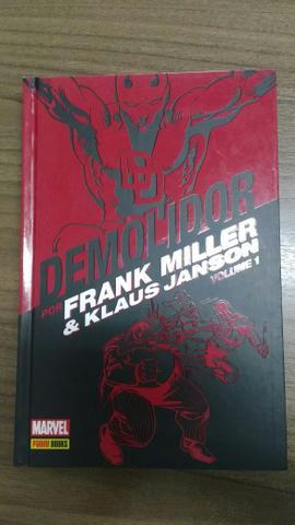 Demolidor por Frank Miller & Klaus Janson Volume 1