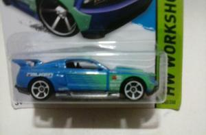 Miniatura Ford Mustang