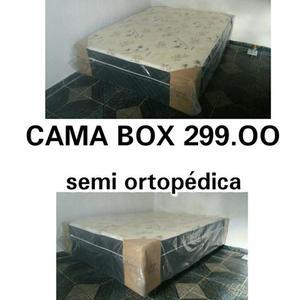 Aproveite nossas oferta de Cama box semi ortopédica 299.OO