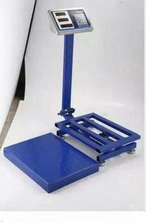 Balança digital 300kg com plataforma de 40xv c/