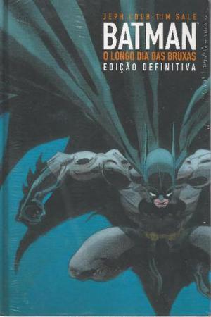 Batman o longo dia das bruxas - Edição definitiva (Jeph