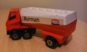 Caminhão De Ferro Miniatura Matchbox