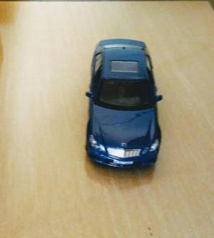 Carro Miniatura De Ferro Mercedes Benz 1/32