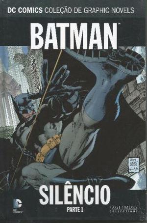 Coleção de Graphic Novels Batman Silêncio - Parte 1 -