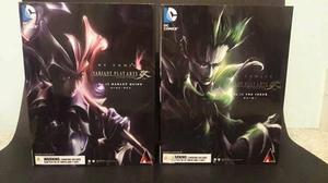 DC Variant Play Arts Kai Joker e Harley Quinn