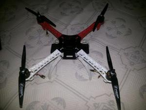 Drone F450 - Trem de pouso retrátil carbono