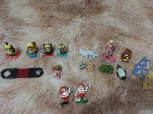 Kinder Ovo: combo de brinquedos, Minions, Star Wars,