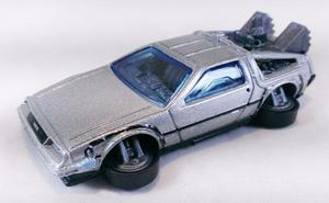 Miniatura Delorean De Volta Para o Futuro Hover Mode