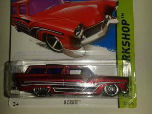 Miniatura Hot Wheels 8 Crate Wagon