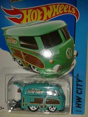 Miniatura Kool Kombi Hot Wheels