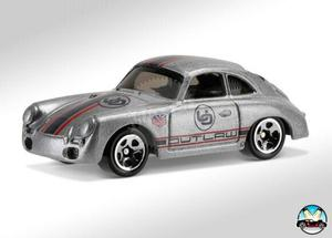 Miniatura Porche Outlaw Hot Wheels