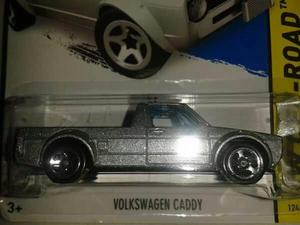 Miniatura VW Caddy Hot Wheels