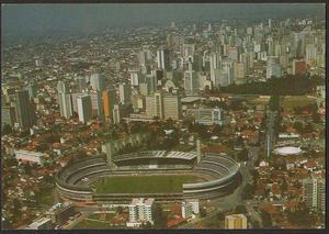 Paraná - Curitiba, Temática Futebol / Esporte - Estádio