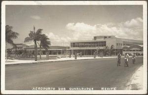 Pernambuco - Recife, Aeroporto dos Guararapes - Cartão