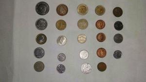 Vendo coleção de moedas antiga