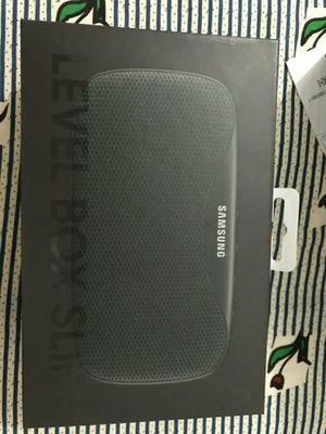 Caixa Bluetooth level box slim
